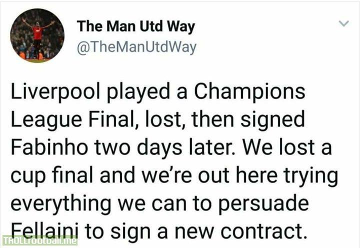 Man United be like 😂😂😂