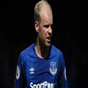 SKY SOURCES: Besiktas want to sign Everton midfielder Davy Klaassen on initial loan deal. #SSN