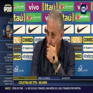 """Tite on Fred going to Man Utd: """"If I were a coach I would try to sign him too"""""""