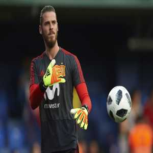 La Sexta: Jorge Mendes had a meeting with Real Madrid CEO Jose Angel Sanchez at the Santiago Bernabeu and told him that it's now or never if Los Blancos want to sign De Gea.