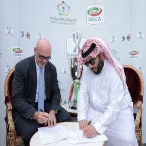 The 2018 Italian Supercup between Juventus and AC Milan will be played in Riyadh, Saudi Arabia