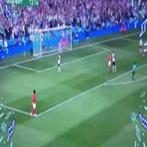 Rashford's goal is so much better with Alan Partridge commentating! 😂😂 MJJ