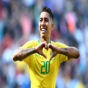 """Firmino: """"I hope that I can do with the national team what I've done with Liverpool this season."""""""