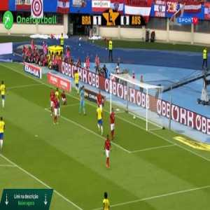 Brasil vs Áustria - Highlights & Goals - Freindly Game