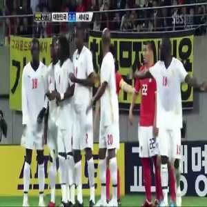 South Korea 0 vs 2 Senegal - Highlights & Goals - Freindly Game