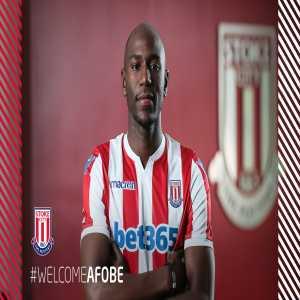 Benik Afobe Signs for Stoke City FC on 6-Month Loan