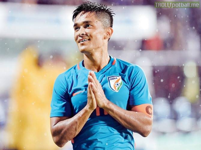 Hello Indians, Right now I'm the most hated person on the page, I know. But, What's the reason? Can you please tell me?  I trolled Sunil Chhetri yesterday in a post, Not only him, I've posted so many posts about other big legends like Messi, Ronaldo, Ramos, Zidane, Buffon, etc, Because I'm the member of a trolling page, why you get angry?  After that post, Some Indians raided my personal account, my inbox is full of 200+ abusive messages, they used VERY BAD and ABUSIVE LANGUAGE about my country and my religion.  Did I said something disrespectful about your country or your respectable religion? IF NO then why you're doing this? Okay, forget about it, my religion taught me to forgive others with a smile. It's okay.😊 Some Indians also shared my profile in some groups/chat groups to report my profile, they are doing this from last night but Alhamdulillah my profile is safe, maybe because I did nothing wrong! 😕 But this was not enough so they attacked my personal page (The Infinite Football), they started to give 1-star reviews to let down my page, they're still doing it. Okay forget about it.😊 Forget everything! JUST ANSWER MY ONE QUESTION Why you're using abusive language and started a proper campaign to get rid of me for just a trolling post? Because I'm a Pakistani? What if that post was posted by any other country man?   I don't care for what people think, And I'll not say sorry because they abused me and used very very bad language so now there's no difference between me and you (with your logic), I didn't said anything bad about your country or religion in return. I will keep ignoring them because I don't want to use abusive language. Hope you understand! Love