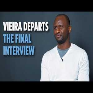 Patrick Vieira's Final NYCFC Interview