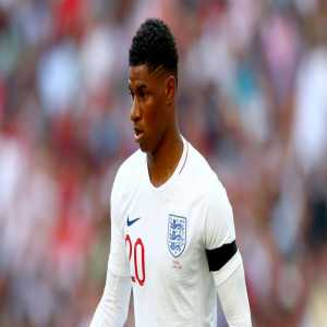 Marcus Rashford to miss a second day of training with a minor knee injury