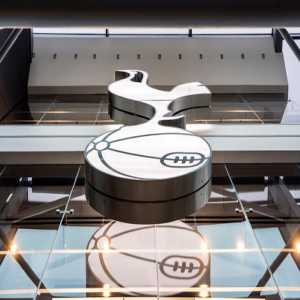 Tottenham's first game at their new stadium will be against Liverpool on the 15/16 of September