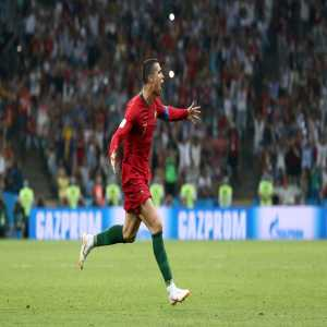 33y 130d - Cristiano Ronaldo is the oldest ever player to score a World Cup hat-trick. History. #PORESP #POR #ESP #WorldCup