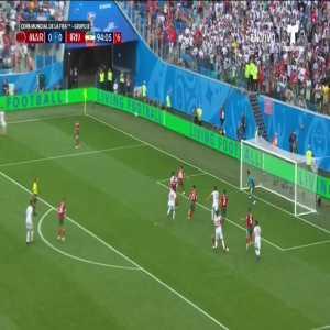 A. Bouhaddouz own goal vs. Morocco ([1]-0)