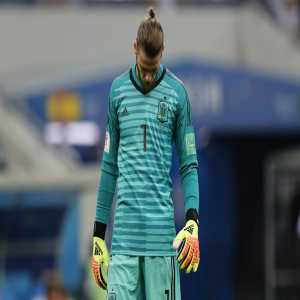 """De Gea: """"If we're going to bench a player who's playing fine because of one mistake.... I don't feel much support in Spain. The criticism with me is pretty bad."""""""