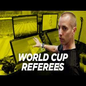 Insight into VAR implementation [MLS Refs Leading the Way at the World Cup]