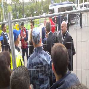Maradona denied access to parking lot as he was not recognized by security