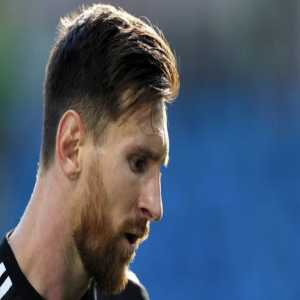 """Leo Messi: """"We were superior, we tried and it did not happen, the penalty was painful""""."""