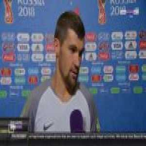 Mat Ryan: If it's not conclusive why change it? Post match interview.