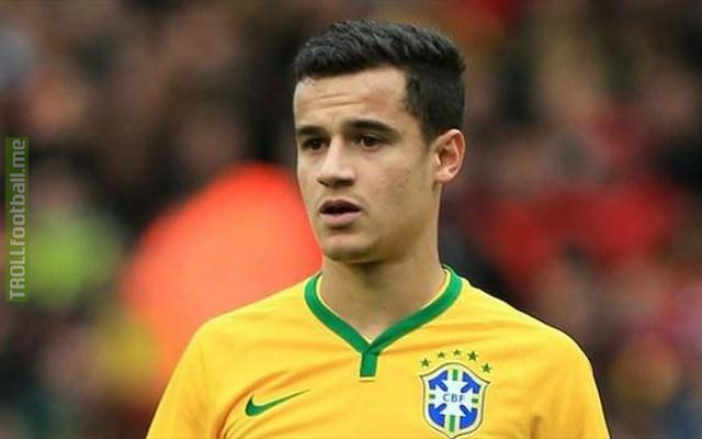 BREAKING: Russian police have issued a warrant for the arrest of Philippe Coutinho for bringing a FREAKING CANNON onto the pitch in his right boot.