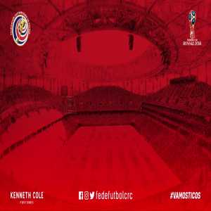 Costa Rica lineup vs Serbia