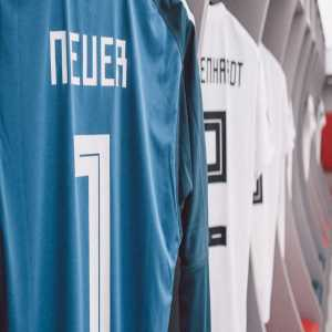 Germany starting XI vs Mexico