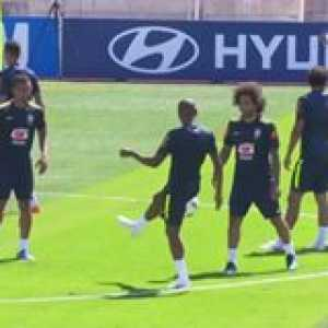 Marcelo's touch 👏