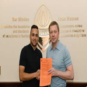 Maycon de Andrade Barberan from SC Corinthians has officially became FC Shakhtar Donetsk player on 5-years deal