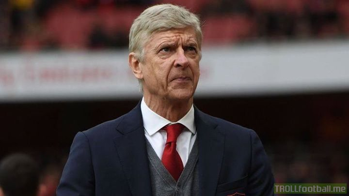 """Arsene Wenger's brilliant take on captains today:  """"You do not have natural captains anymore in the younger generation. I don't know why, maybe because every player is now a star.  """"Neymar has 170m followers, even if I'm his captain he'll do what he wants."""""""