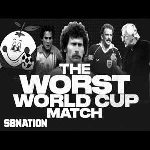 Austria v Germany 1982 - Disgrace of Gijón