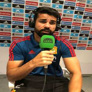 """Diego Costa:""""Griezmann is a boy with a big heart, who lets himself be carried away by his feelings...and the asshole must have gotten a lot of money too"""""""
