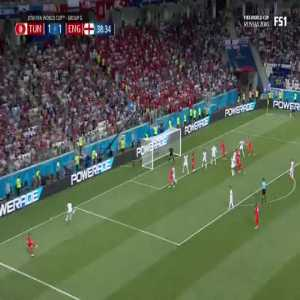 England missed opportunity vs Tunisia