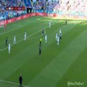Messi perfomance versus Iceland