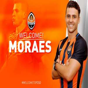 [OFFICIAL] Shakhtar has signer Junior Moraes from the rival Dynamo Kyiv