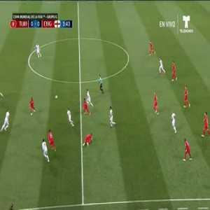 Raheem Sterling Miss - Tunisia 0 vs 0 England
