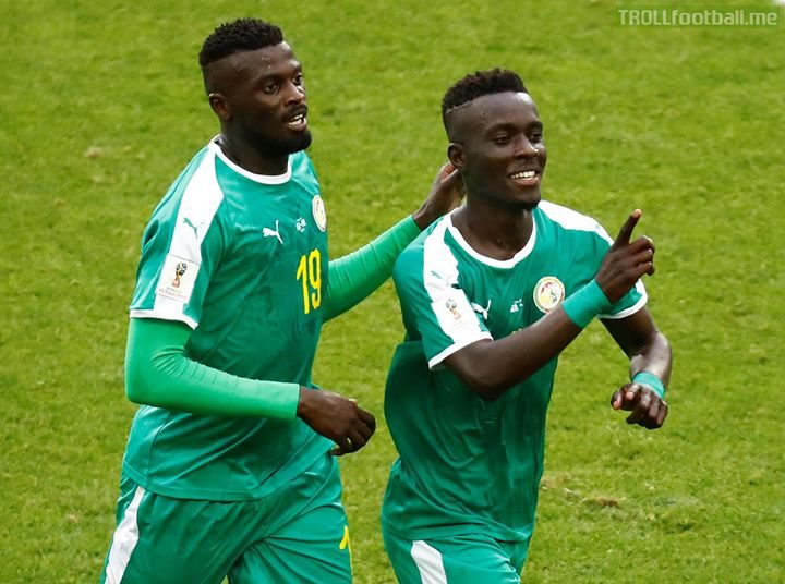 A deflected strike from Everton Football Club's Idrissa Gana Gueye was enough to hand Senegal victory over Poland  WorldCup