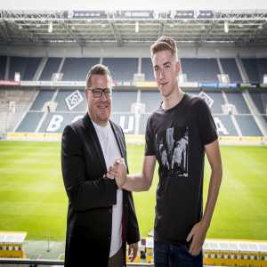 Borussia Mönchengladbach confirm the signing of Andreas Poulsen from Midtjylland