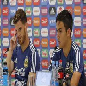 """Dybala: """"I think we could play together (Messi)"""