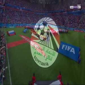 Russia vs Egypt - Anthem