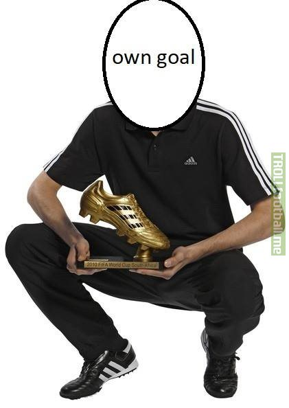 And the 2018 WorldCup Golden Boot winner is...