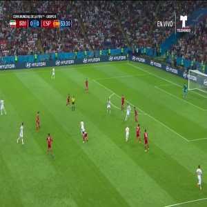 Diego Costa Goal (Iran 0-[1] Spain)