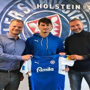 Janni Serra joins Holstein Kiel