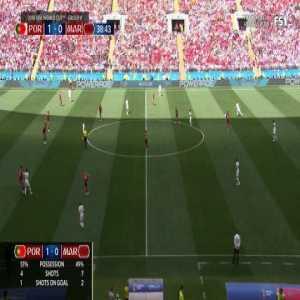 Munir Best Save - Portugal 1 vs 0 Morocco