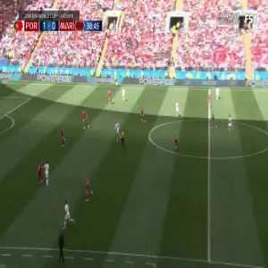 Munir save vs Portugal