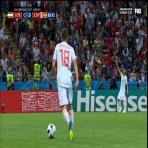 Spain 1 vs 0 Iran - Highlights & Goals - FIFA WORLD CUP 2018