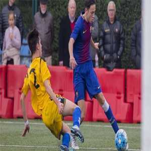 [Sport] The departures of La Masia today: Joel Lopez (Cadet A): Arsenal, Robert Navarro (Cadet A): Monaco, Pablo Moreno (Cadet A): Juventus, Adrià Bernabé (Juvenil B): Manchester City
