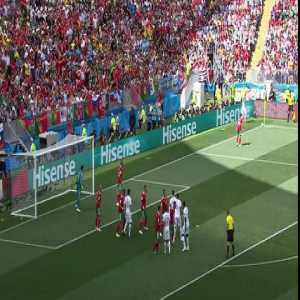 Cristiano Ronaldo Goal - Portugal 1 vs 0 Morocco