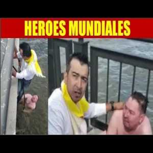 Colombian saves a Russian man's life in Kazan River after Colombia/Japan