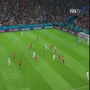 Diego Costa Goal - Iran 0 vs 1 Spain