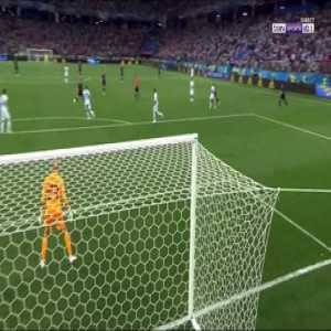 Luca Modric Goal - Argentina 0 vs 2 Croatia