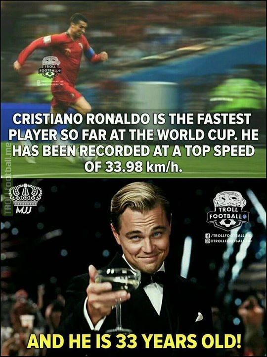 Cristiano Ronaldo!😱🔥