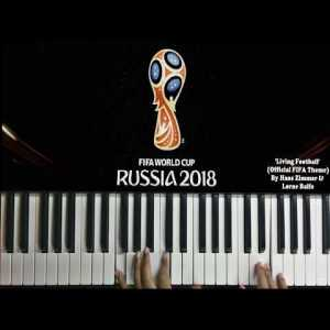 FIFA World Cup 2018 - Intro/TV Opening Theme (Piano Cover) - Hans Zimmer